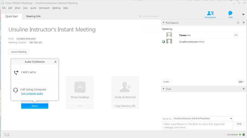 webex meeting 1